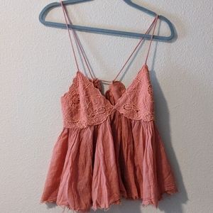 Free People Baby Doll Tank